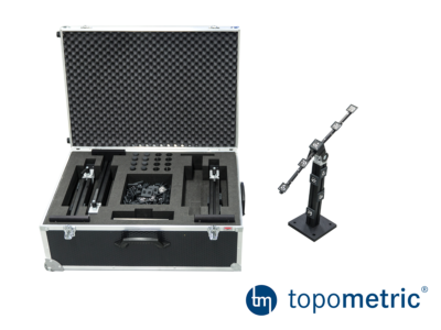 topometric Referenzpunktträger